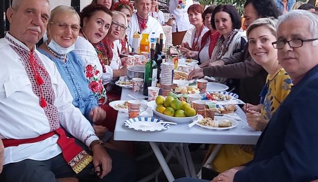 В Анталії провели українські вечорниці