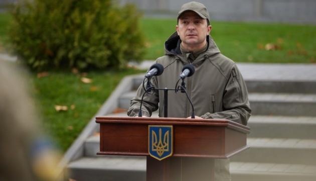 Zełenski - Na granicy nie powinno być słabego punktu, to kwestia bezpieczeństwa narodowego