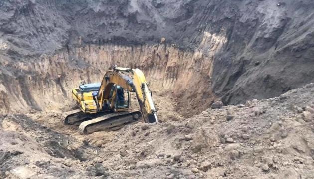 Знищення скіфського кургану на Миколаївщині: за «чорних археологів» взялася поліція