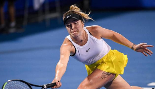 Світоліна зберігає п'яту позицію в рейтингу WTA