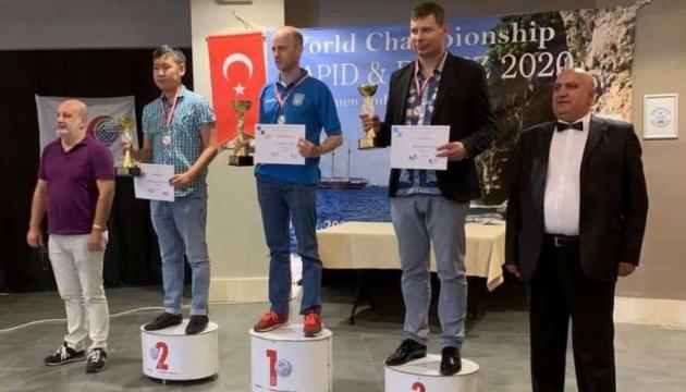 Українець Юрій Анікеєв став чемпіоном світу з міжнародних шашок