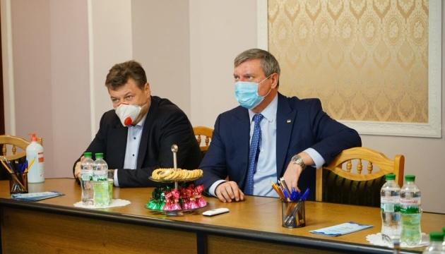 Уруський проінспектував чотири підприємства Укроборонпрому