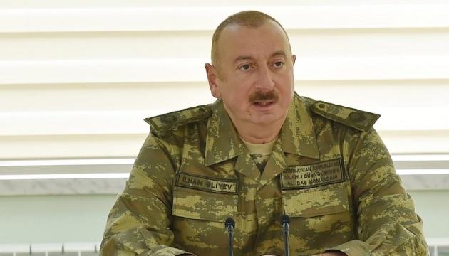 Туреччина і РФ мають рівноправні ролі у вирішенні конфлікту в Карабаху - Алієв