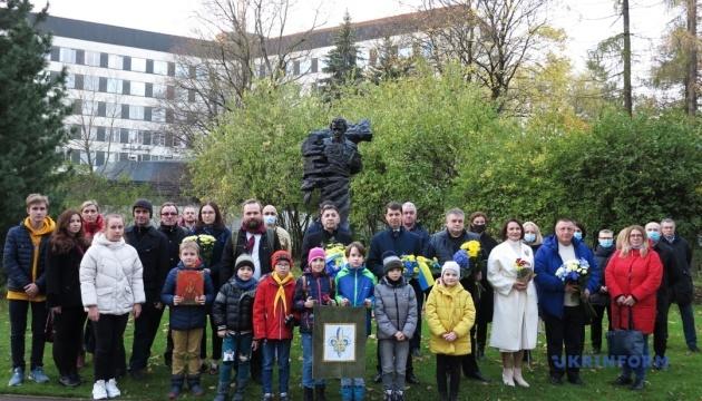 У Ризі відзначили 5-річчя встановлення пам'ятника Шевченку