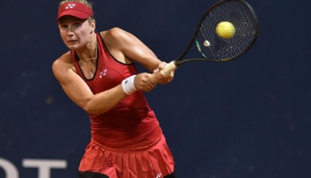 Ястремська програла у першому колі турніру WTA в Австрії
