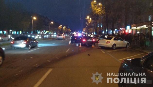 Водія, який збив чотирьох перехожих у Харкові, відправили під арешт із заставою 10,5 мільйона