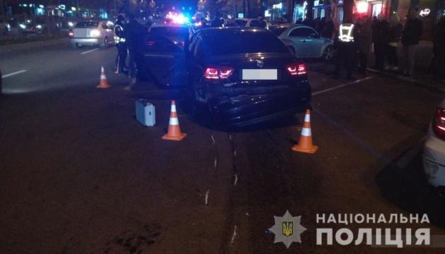 ДТП у центрі Харкова: постраждала досі у комі