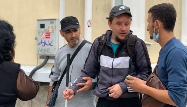 Адвокат відвідав політв'язня Сізікова у психлікарні Севастополя