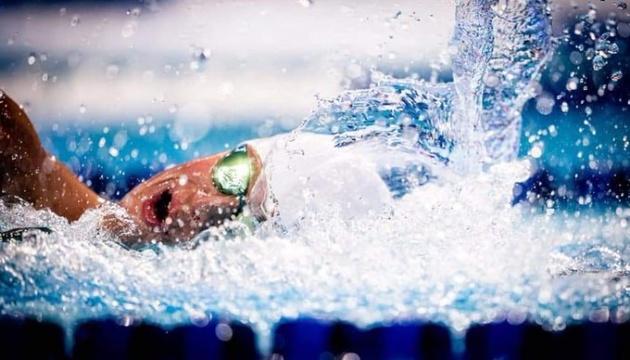 Schwimmen: Romantschuk bricht zum zweiten Mal in Folge Rekord der Ukraine im 400-Meter
