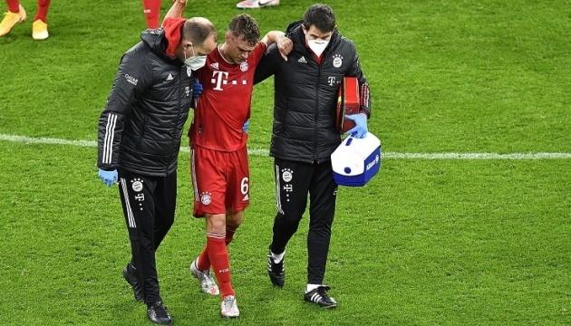Збірна Німеччина з футболу втратила Йозуа Кімміха