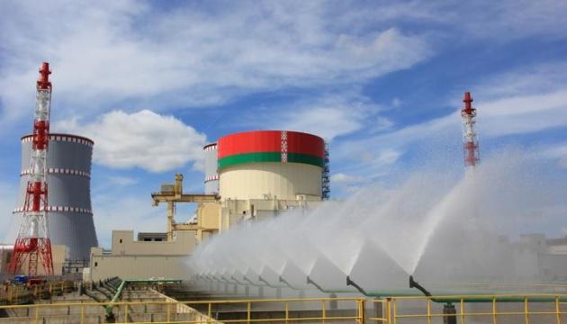 Білоруська АЕС призупинила виробництво електроенергії через кілька днів після запуску