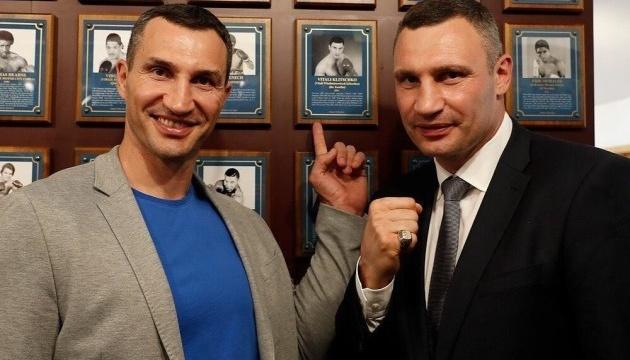 Владимир Кличко - в топ-5 претендентов в Международный зал боксерской славы