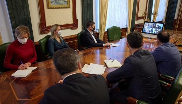 Зеленський пропонує запустити програму «Здорова нація»