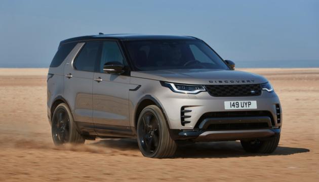 Land Rover представив новий позашляховик із гібридним акцентом