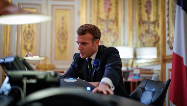 Клімат, здоров'я та міжнародна безпека: Макрон і Байден окреслили пріоритети співпраці