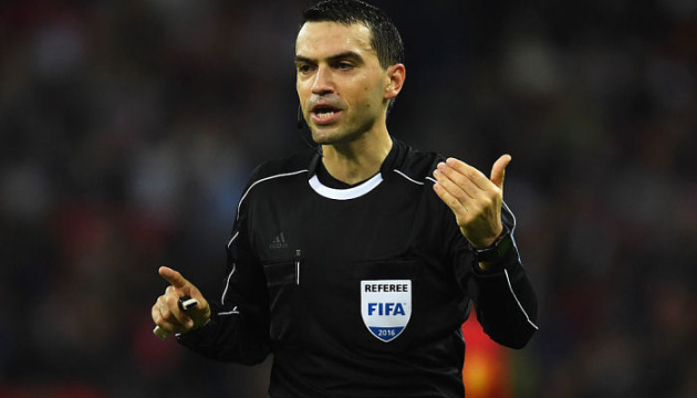 Румунські арбітри розсудять матч Німеччина - Україна у Лізі націй УЄФА