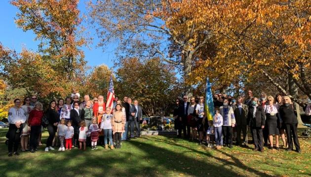 В Нью-Йорку вшанували пам'ять жертв Голодомору