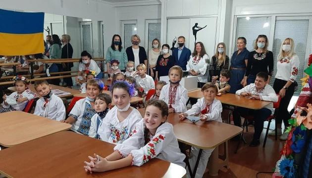 Між Анталією та Львовом відбувся учнівський телеміст