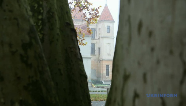 Фотопутешествие: дворец Бруницких в стрыйских Подгорцах