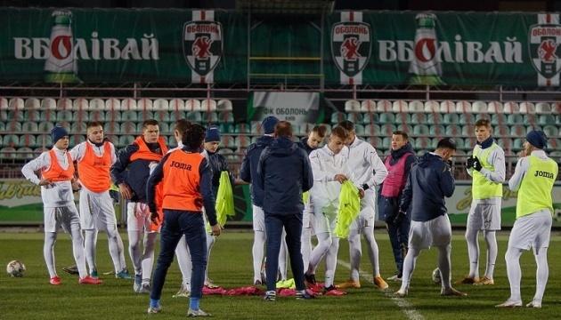 Перед грою з Мальтою українська «молодіжка» втратила трьох футболістів