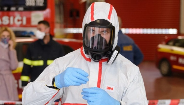 У Британії другий день поспіль понад 39 тисяч випадків COVID-19