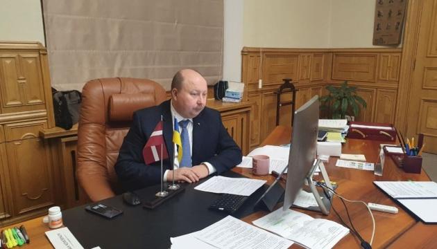 Український союз підприємців планує організувати стенд на міжнародній виставці Rigafood 2021