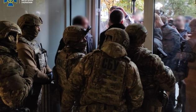 СБУ запобігла масовій фальсифікації у другому турі виборів мера Одеси