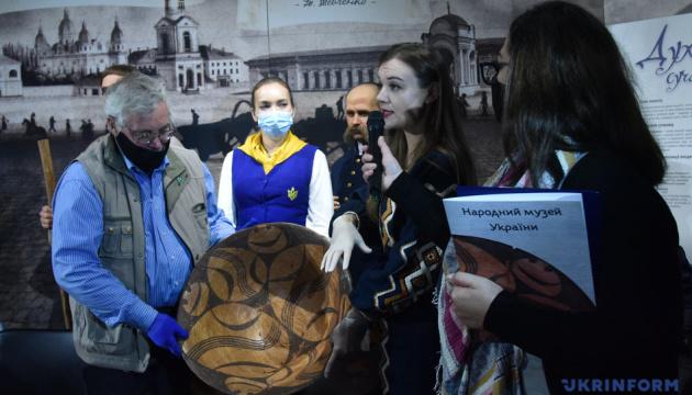 У Києві презентували «Трипільську Усмішку» віком понад 6 тисяч років