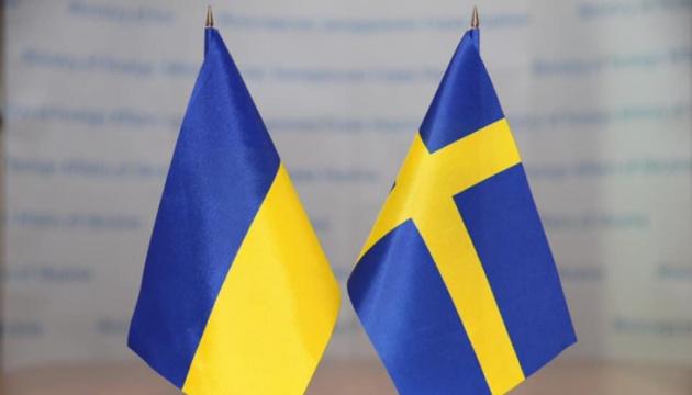 Новопризначений посол України вручив копії вірчих грамот у МЗС Швеції