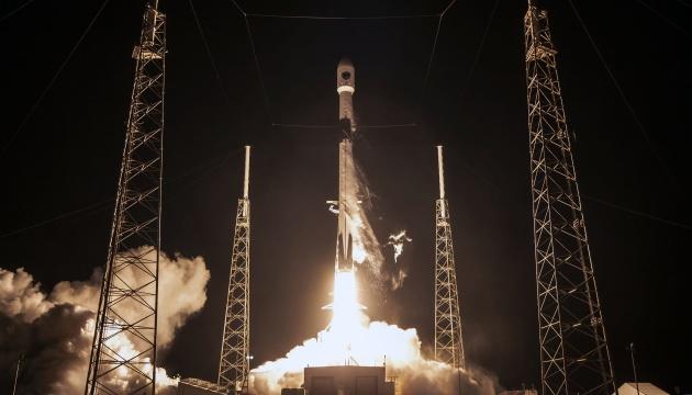 SpaceX успішно вивела на орбіту американський супутник зв'язку SXM-7