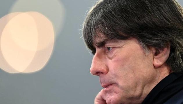 Наставник збірної Німеччини Льов: Матч проти України стане вирішальним