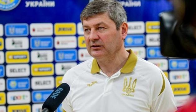 Косенко: Матчі з футзалістами Угорщини були цікавими й напруженими