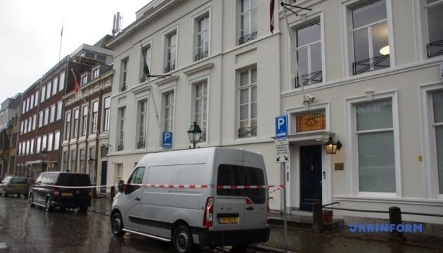 У Нідерландах обстріляли посольство Саудівської Аравії
