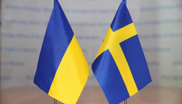New Ukrainian ambassador presents copies of credentials at Swedish Foreign Ministry