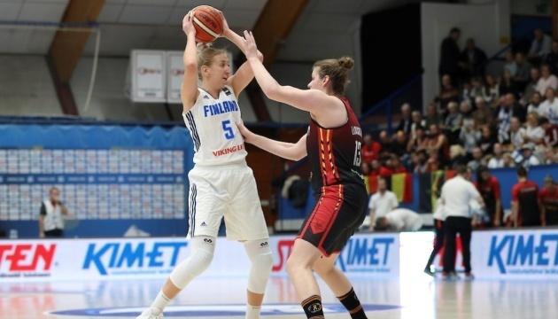 Капітан баскетболісток Фінляндії: Зупинити Ягупову - важке завдання