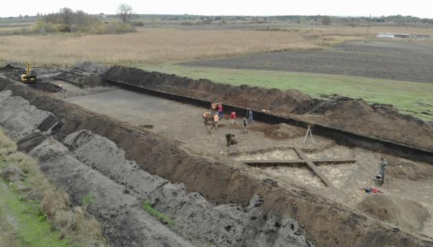 Археологи знайшли на Полтавщині тисячолітні кістяні ковзани