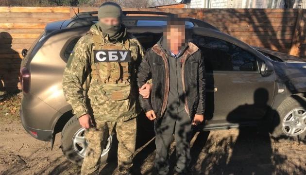 СБУ задержала экс-боевика «ЛНР», скрывавшегося в Днипре