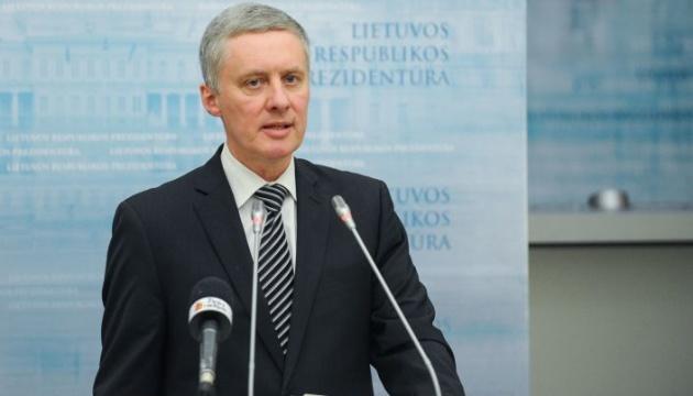 Литва підтримує Кримську платформу і планує брати в ній участь – посол