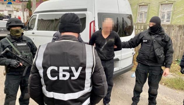 СБУ затримала «смотрящого» за Харківщиною
