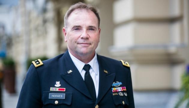 США нуждаются в сильных союзниках в Европе, чтобы сдерживать РФ - генерал Ходжес