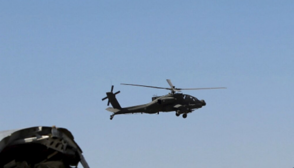 Під Шарм-ель-Шейхом розбився вертоліт, загинули семеро миротворців