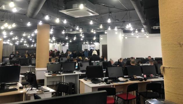 У Києві блокували мережу шахрайських call-центрів, яка ошукувала громадян ЄС