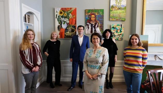 У Нідерландах відкрилася виставка п'яти українських художниць