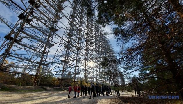 Чорнобильську зону торік відвідало втричі менше туристів, ніж у 2019-му – ДАЗВ