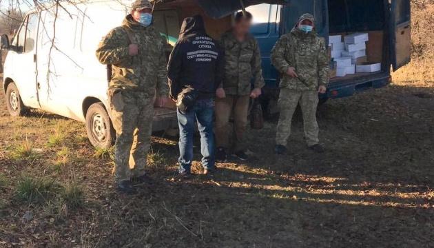 На кордоні з Росією затримали масштабну партію контрабанди
