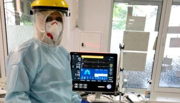 У Вінниці додатково закупили обладнання для лікування пацієнтів з COVID-19