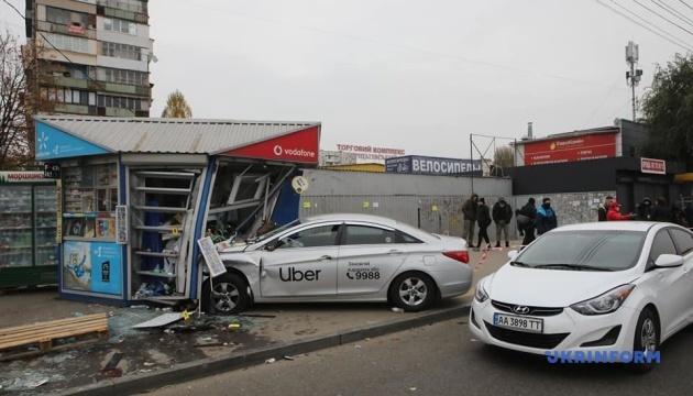 Смертельна ДТП у Києві: поліція затримала таксиста