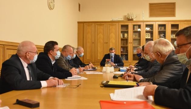 Мінстратегпром зацікавлений у співпраці з профспілками - Уруський