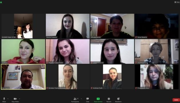 До Дня української мови в Румунії провели літературний конкурс і конференцію