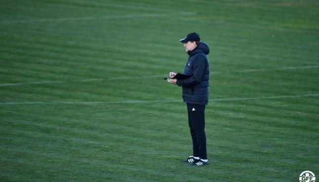 Владімір Вайсс пішов з поста головного тренера збірної Грузії з футболу